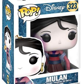 Figurine Pop! Mulan - Disney