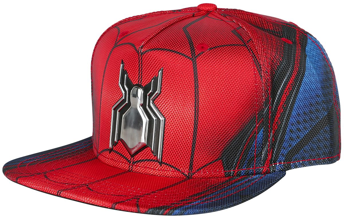 Image of   Spiderman Homecoming Snapback Cap multifarvet
