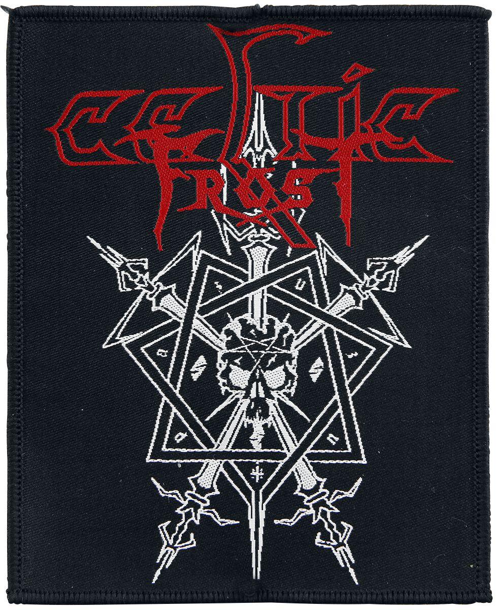 Zespoły - Naszywki - Naszywka Celtic Frost Morbid tales Naszywka wielokolorowy - 358635