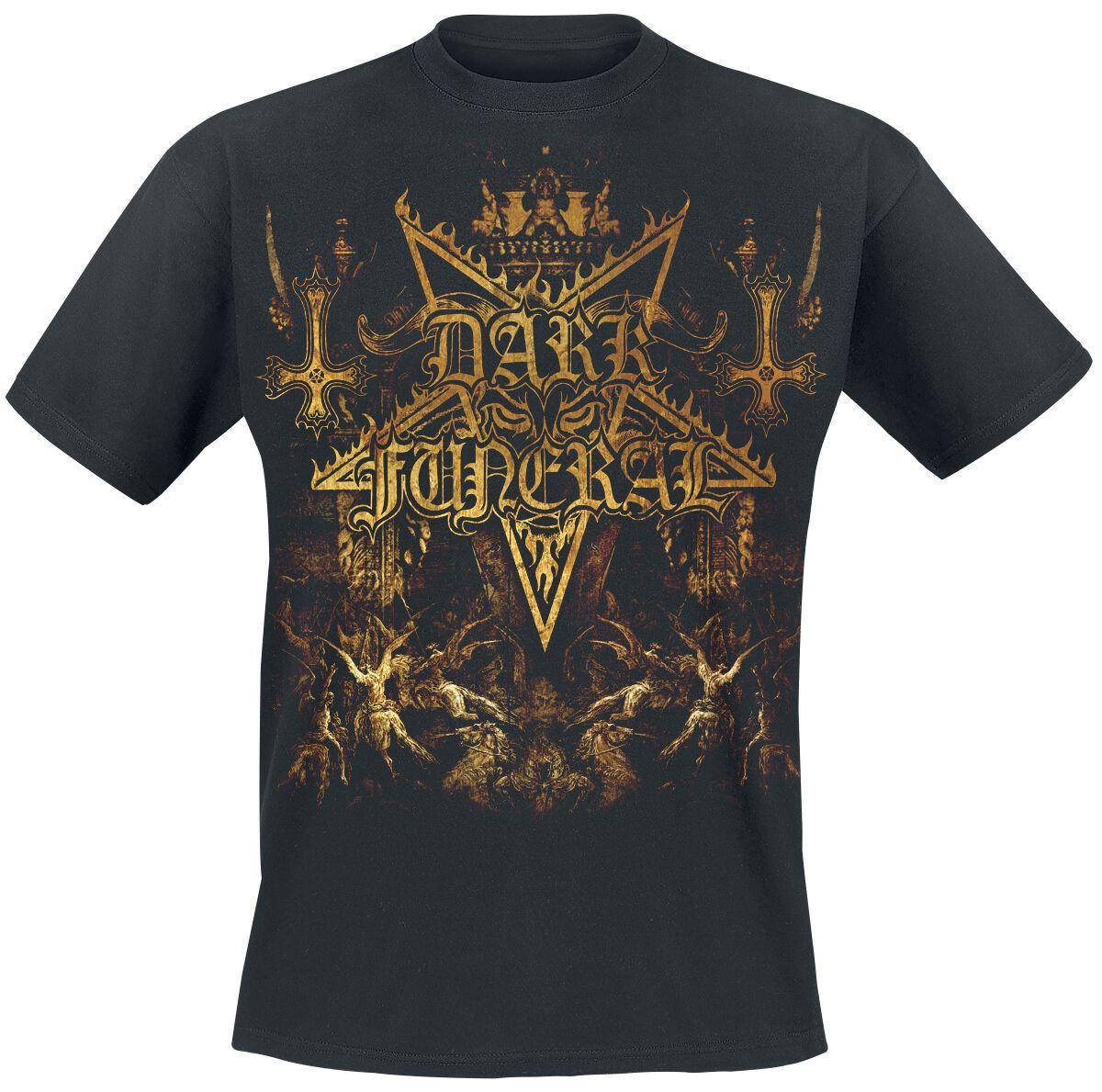 Zespoły - Koszulki - T-Shirt Dark Funeral The Ineffable Kings T-Shirt czarny - 358806