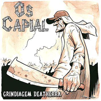 Image of   Os Capial Grindiagem deathera CD standard