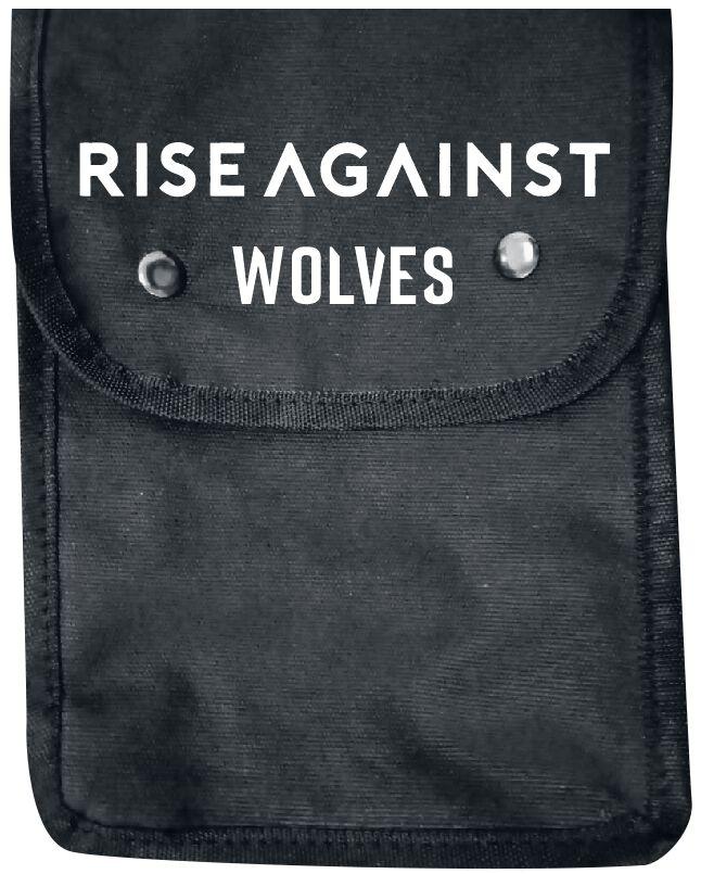 Image of   Rise Against Distressed Heartfist Girlie hættetrøje grålig