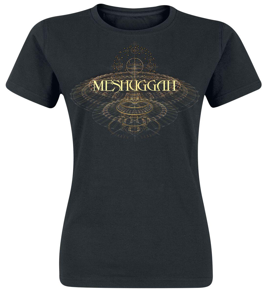 Zespoły - Koszulki - Koszulka damska Meshuggah Collider Koszulka damska czarny - 358977