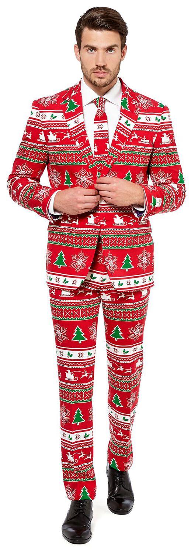 Fun Shirts - Maski i Kostiumy - Kostium OppoSuits Winter Wonderland Kostium standard - 359212
