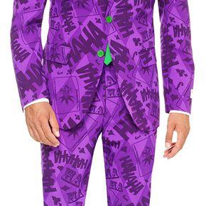 Le Joker Opposuit Costume Standard