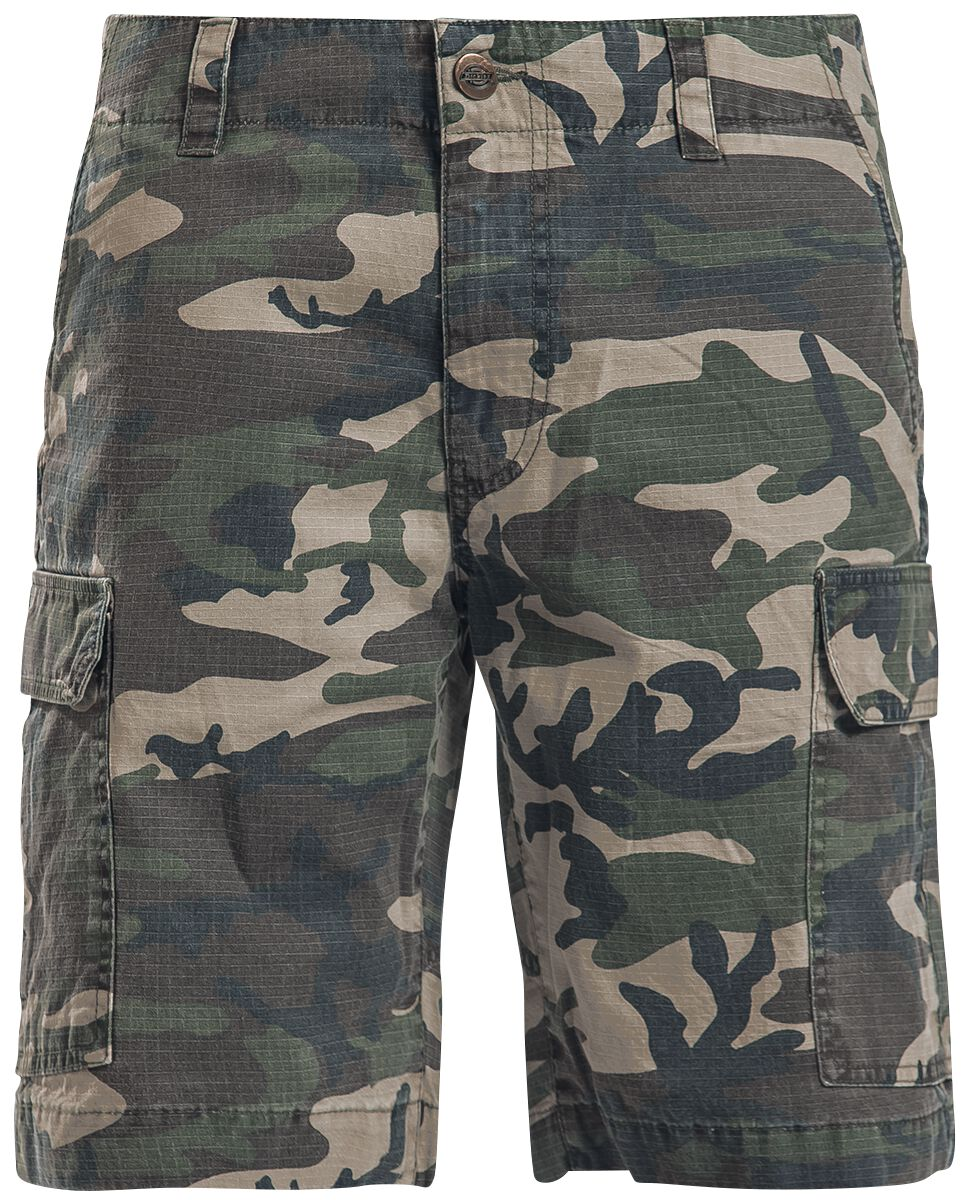 Image of   Dickies New York Short Shorts camouflage