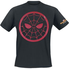 Spider-Man Homecoming - Shimmer Ink T-shirt noir