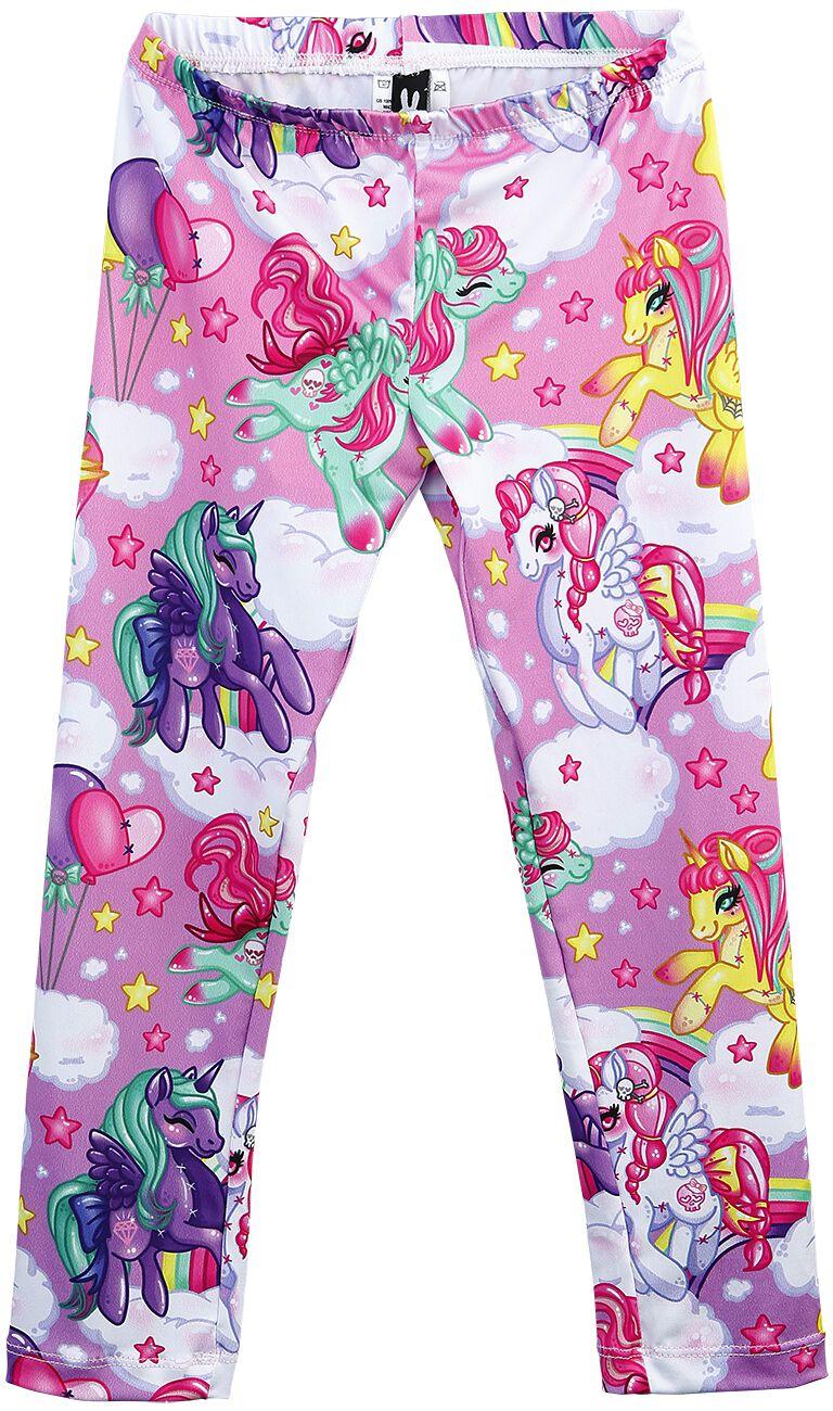 Marki - Odzież dziecięca i niemowlęca - Spodnie dziecięce Six Bunnies Pegasus Pink Spodnie dziecięce wielokolorowy - 359433
