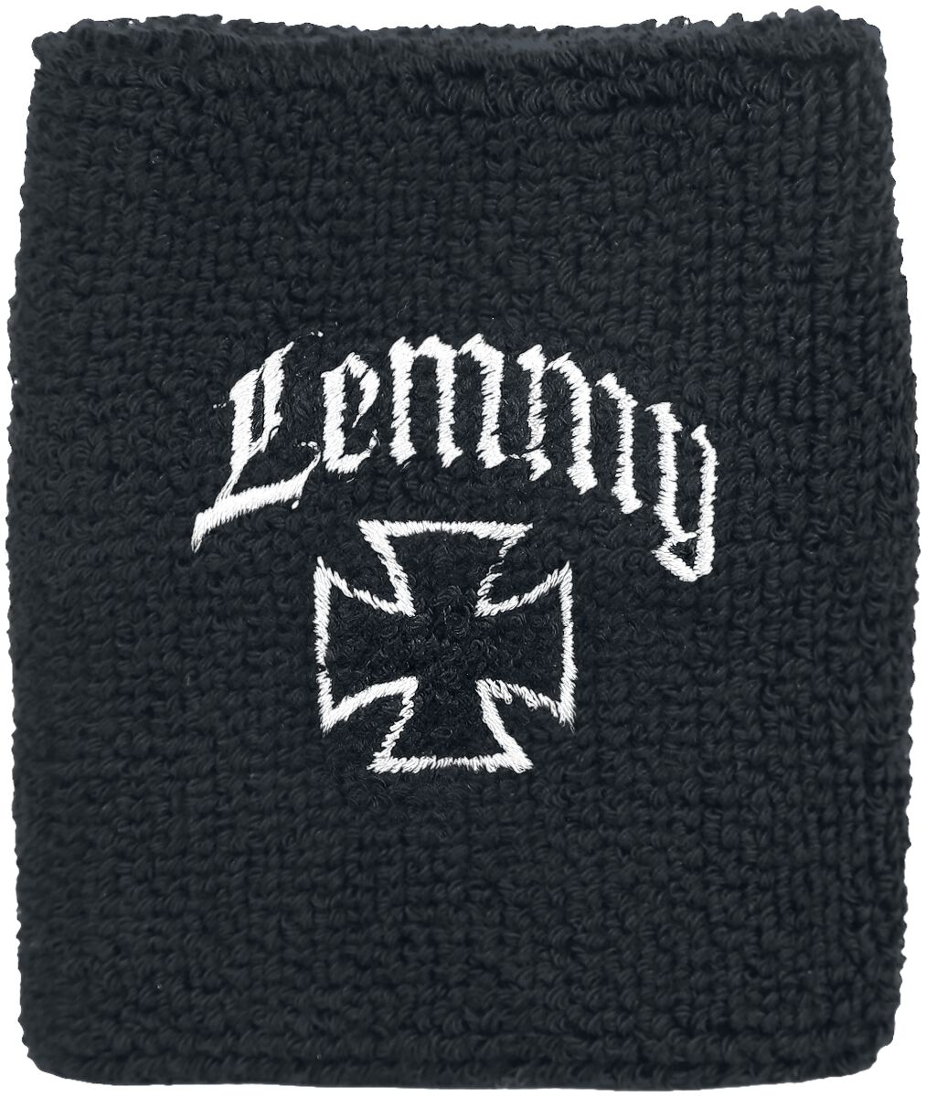 Image of   Motörhead Lemmy Armbånd sort