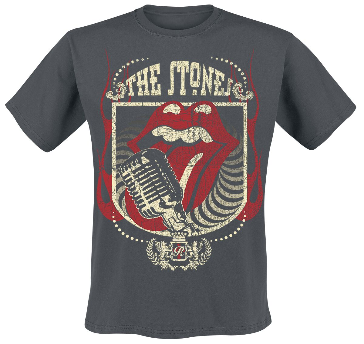 Image of   The Rolling Stones 40 Licks T-Shirt koks