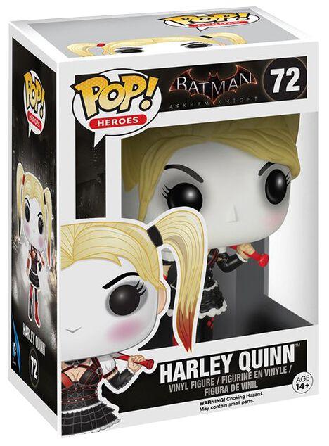Image of   Batman Harley Quinn Vinyl Figure 72 Samlefigur Standard