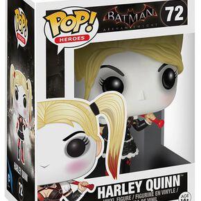 Figurine Pop! Vinyl Arkham Knight Harley Quinn