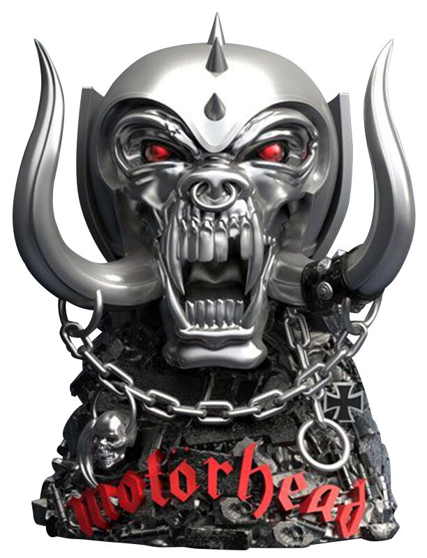 Motörhead Warpig Statue Standard