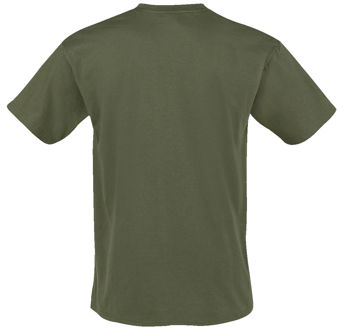 Five Finger Death Punch Knucklehead Camiseta