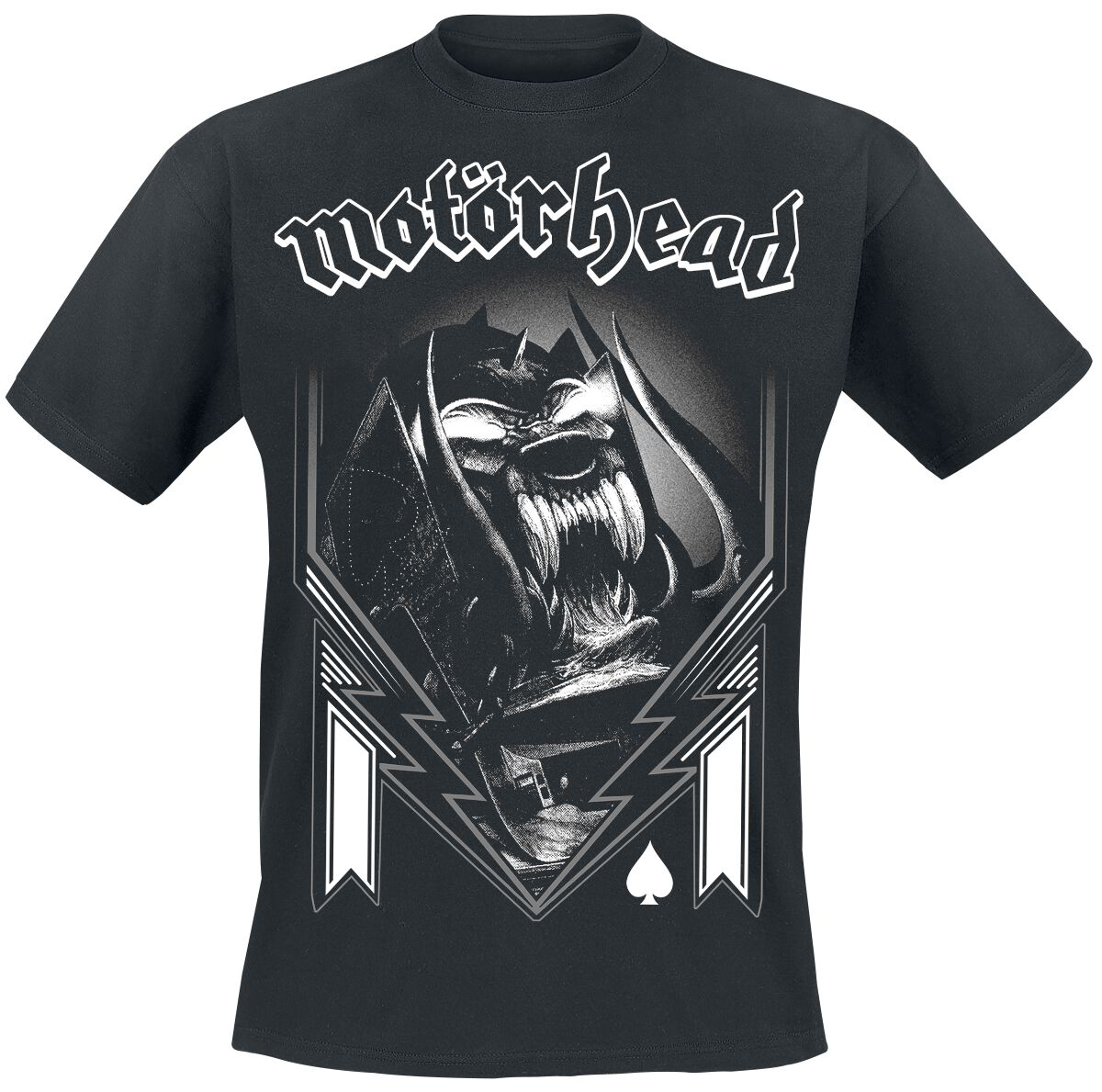 Image of   Motörhead Animal '87 T-Shirt sort