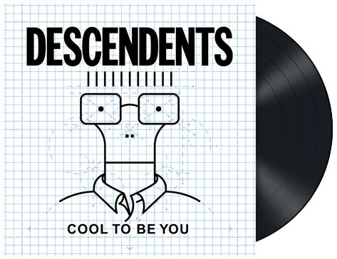 Descendents Cool To Be You LP Standard