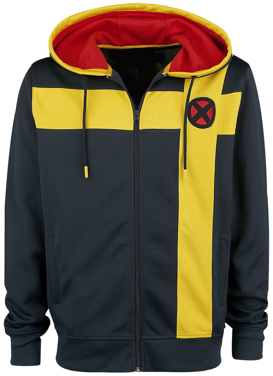 Merch dla Fanów - Kurtki - Bluza dresowa X-Men Cyclops Bluza dresowa wielokolorowy - 360087