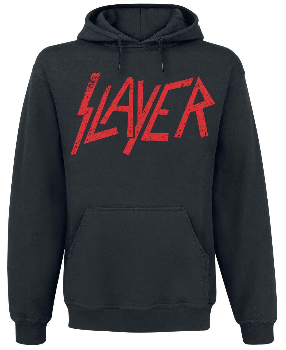 Image of   Slayer Church Morph Hættetrøje sort