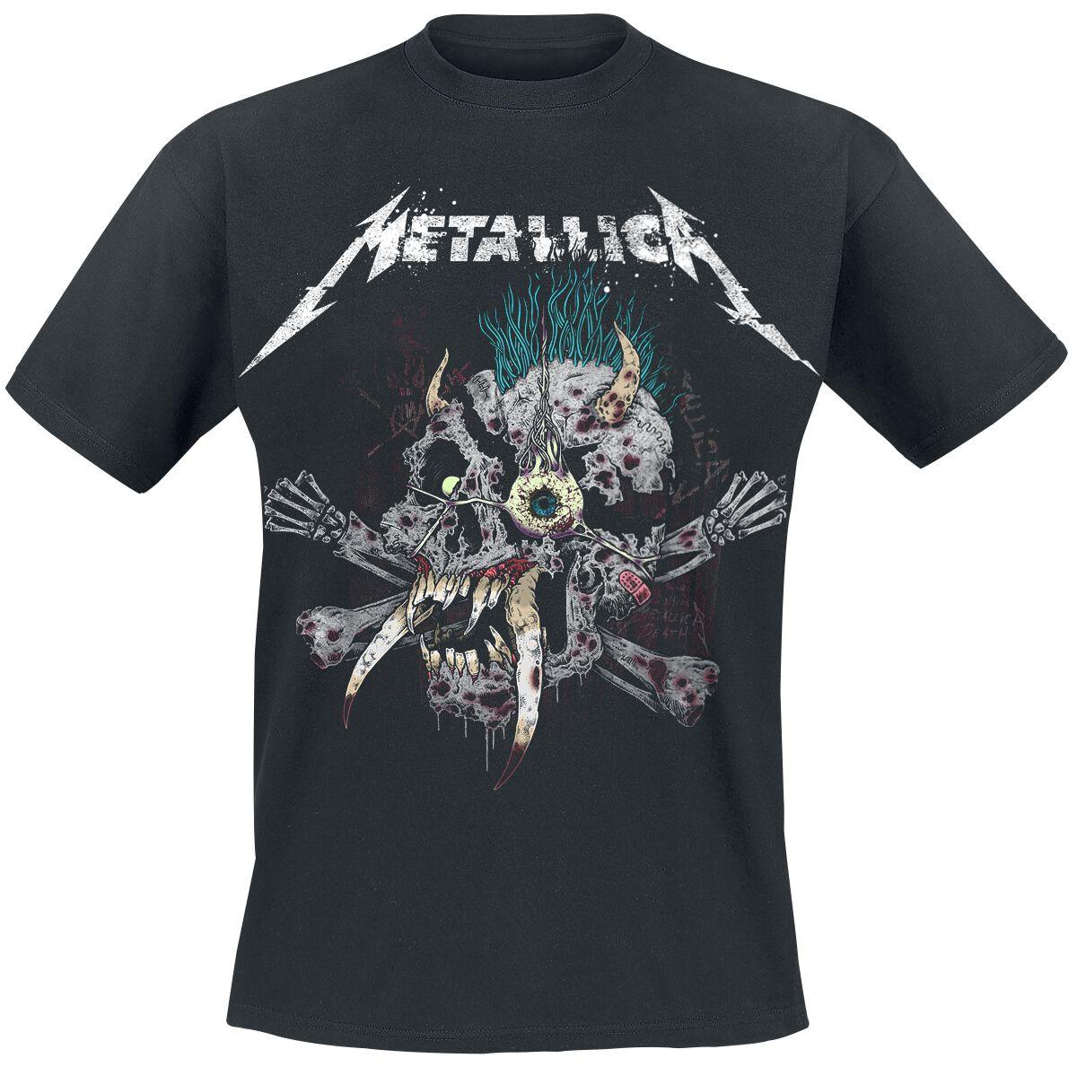 Metallica New Scary - Männer - schwarz