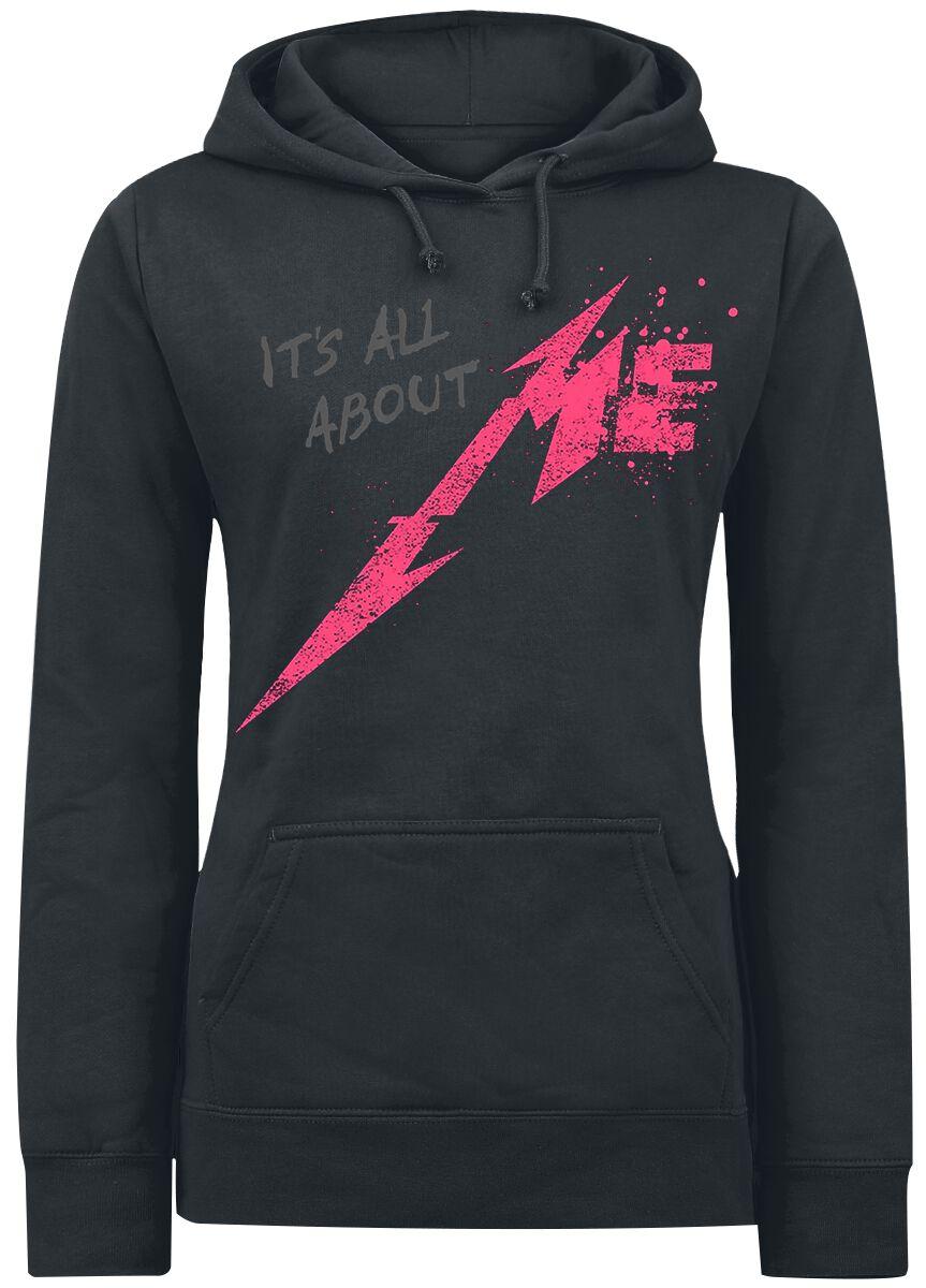 Metallica All About Me - Frauen - schwarz