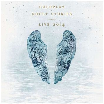 Image of Coldplay Ghost stories live 2014 CD & DVD Standard