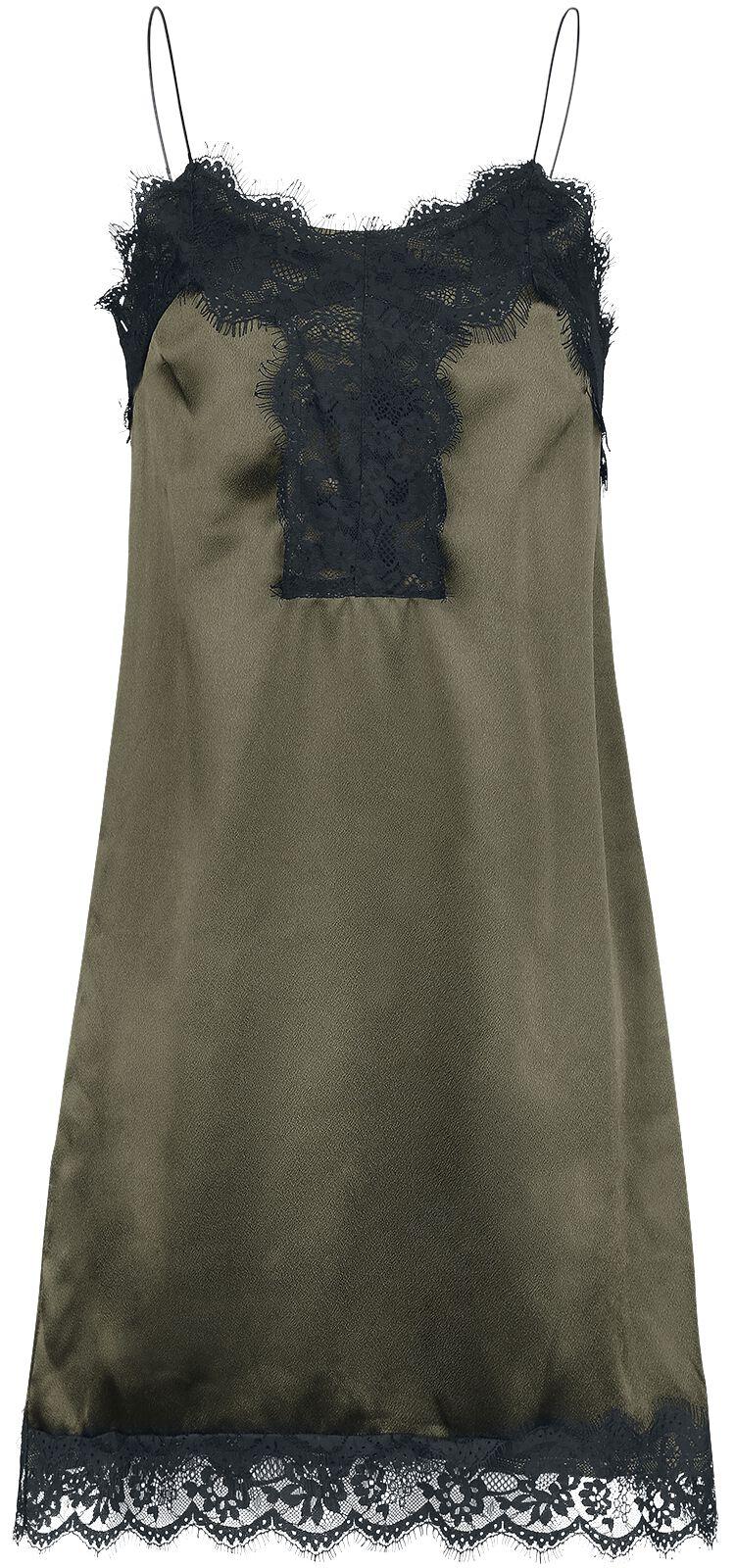 Image of   Fashion Victim Camisole Dress Kjole olivengrøn