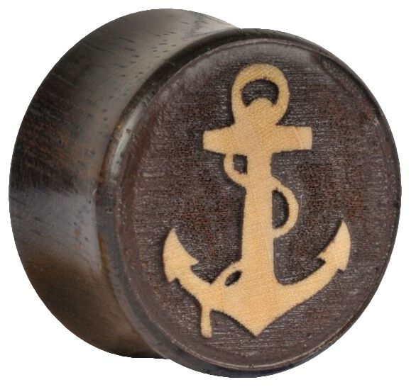 Image of   Wildcat Anchor on Sono 3D Plugs brun