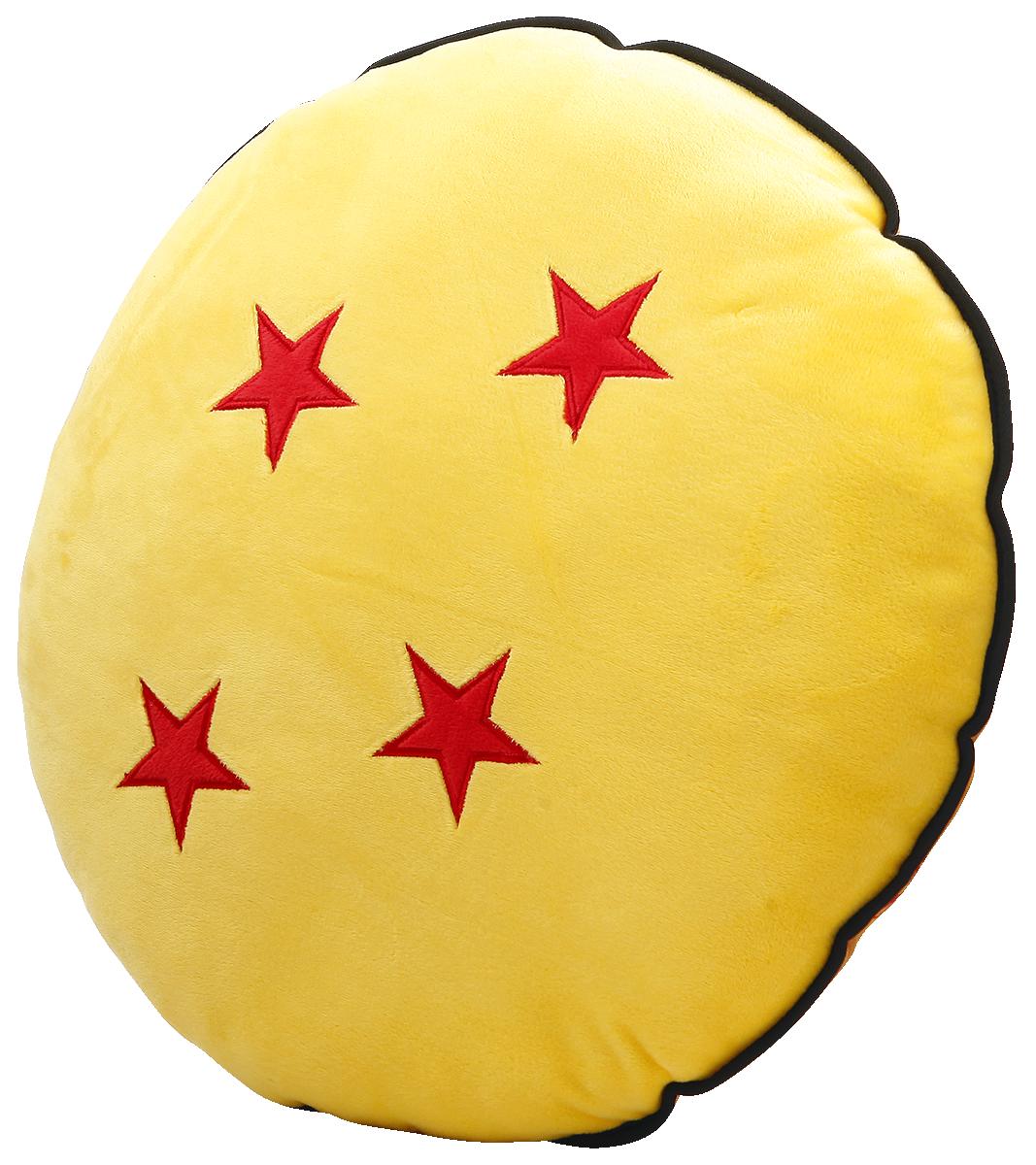Dragon Ball - Crystal Ball - Kissen - rot| gelb