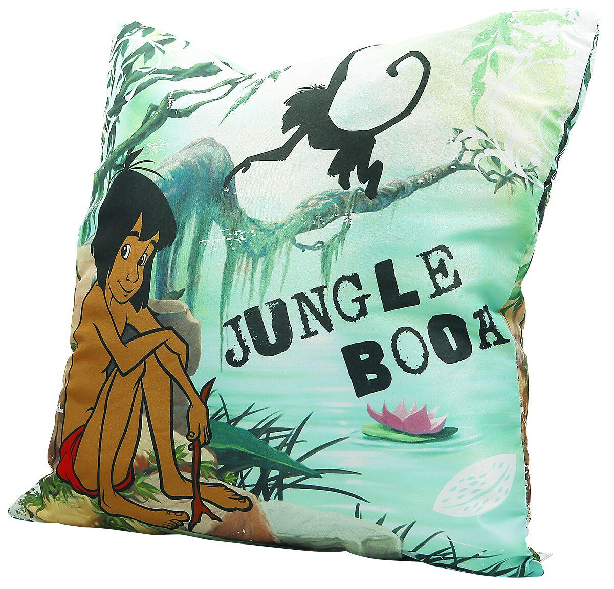 Merch dla Fanów - Poduszki - Poduszka ozdobna The Jungle Book I Wanna Be Like You Poduszka ozdobna wielokolorowy - 360556