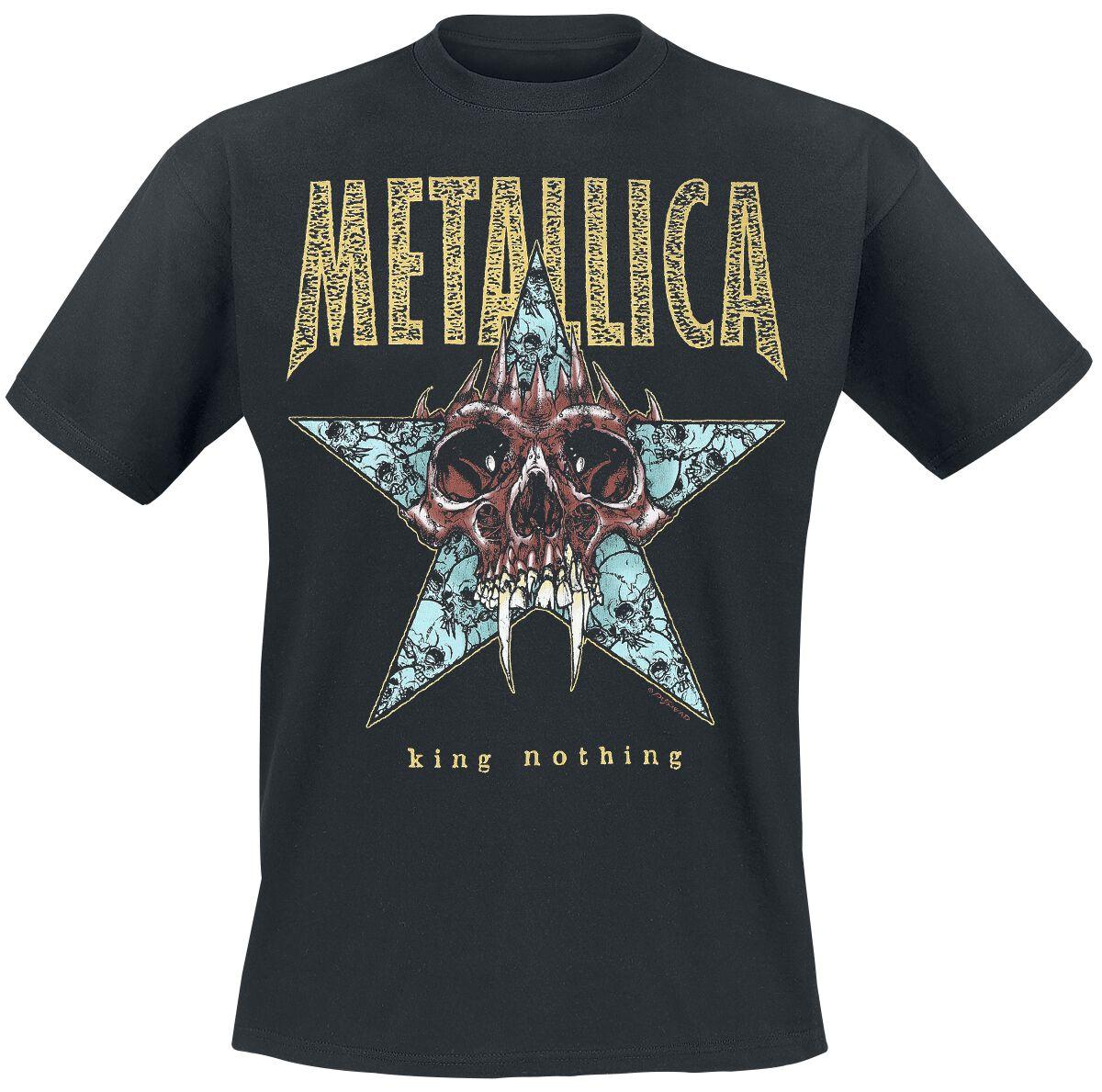 Metallica King Nothing - Männer - schwarz