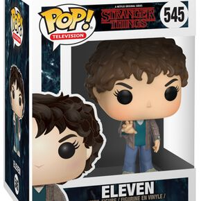 Figurine Pop ! Onze - Stranger Things