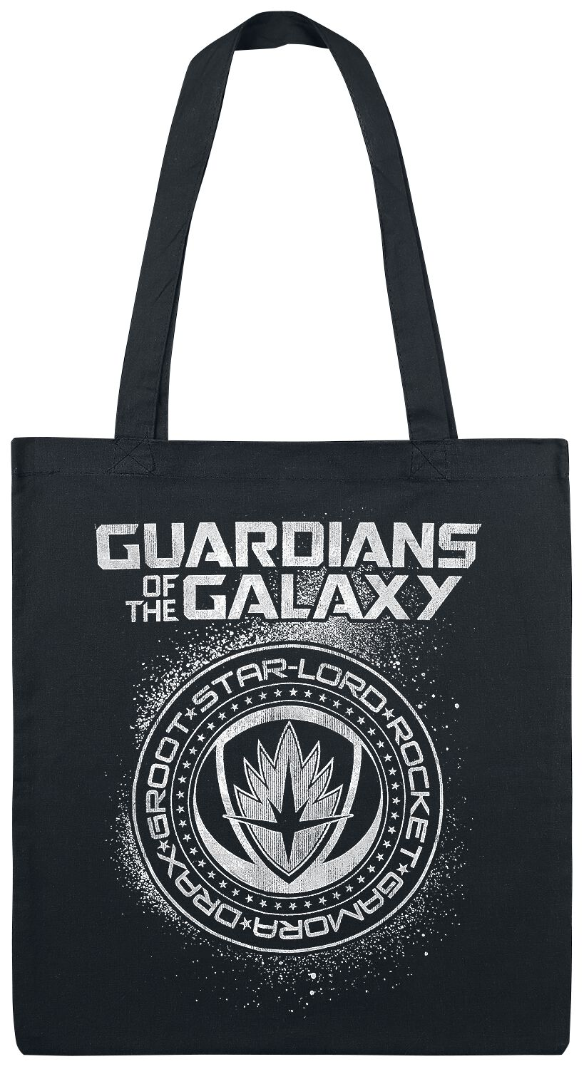 Image of   Guardians Of The Galaxy Seal Stoftaske sort