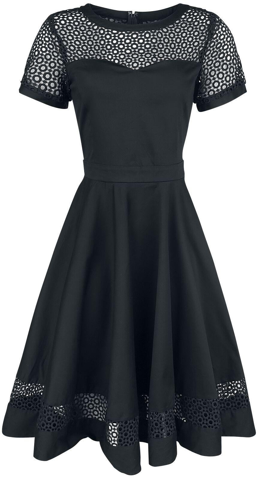 Marki - Sukienki - Sukienka Dolly and Dotty Lace Swing Dress Sukienka czarny - 360772