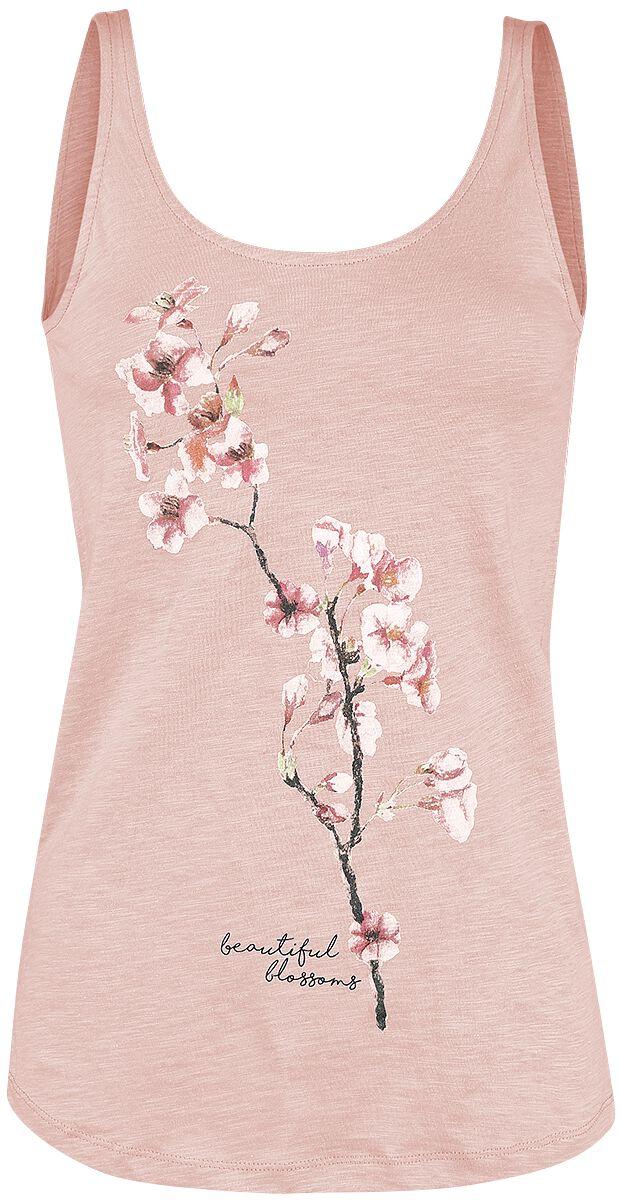 Marki - Topy - Top damski Stitch and Soul Floral Top Top damski różowy - 360929