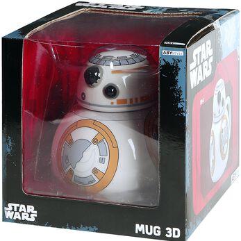 Star Wars BB-8 - 3D Mug en céramique multicolore