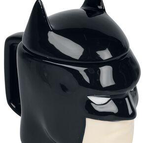 Batman Batman 3D Mug en céramique multicolore