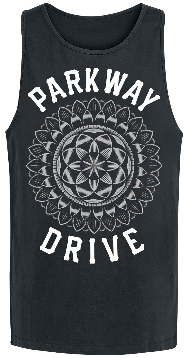 Image of   Parkway Drive Ornament Tanktop sort