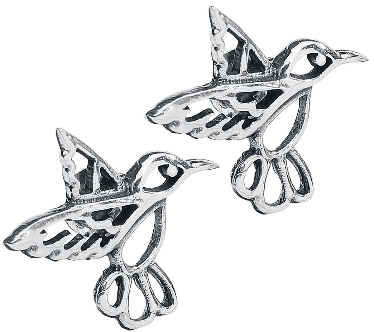 Basics - Kolczyki - Kolczyki - Earpin Hummingbird Kolczyki - Earpin srebrny - 361315