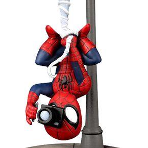 Spider-Man Q-Figur Spider Cam (Diorama) Figurine de collection Standard