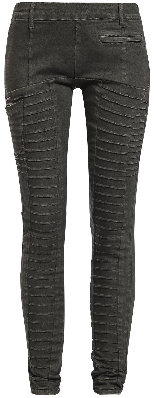 Image of   Fashion Victim Biker Jeans Girlie bukser khaki