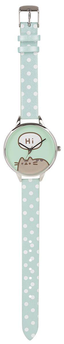 Uhren für Frauen - Pusheen Hi Armbanduhr Mehrfarbig  - Onlineshop EMP