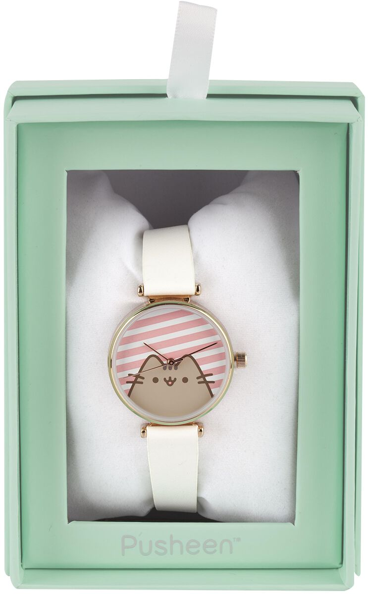 Uhren für Frauen - Pusheen Pusheen Armbanduhr Mehrfarbig  - Onlineshop EMP