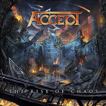 Image of   Accept The rise of chaos CD Standard