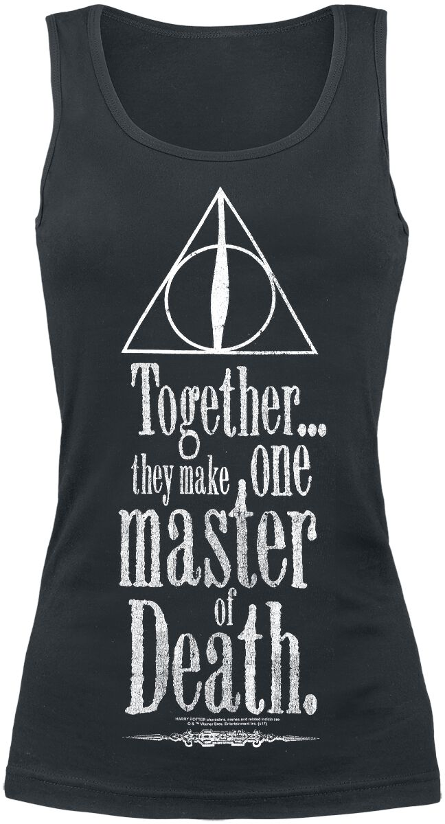 Harry Potter The Deathly Hallows - Master Of Death powered by EMP
