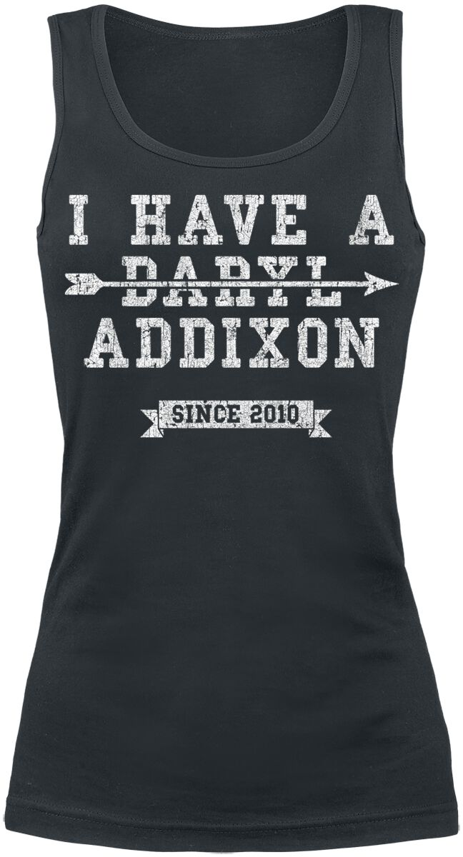 Image of   The Walking Dead I Have A Daryl Addixon Girlie top sort