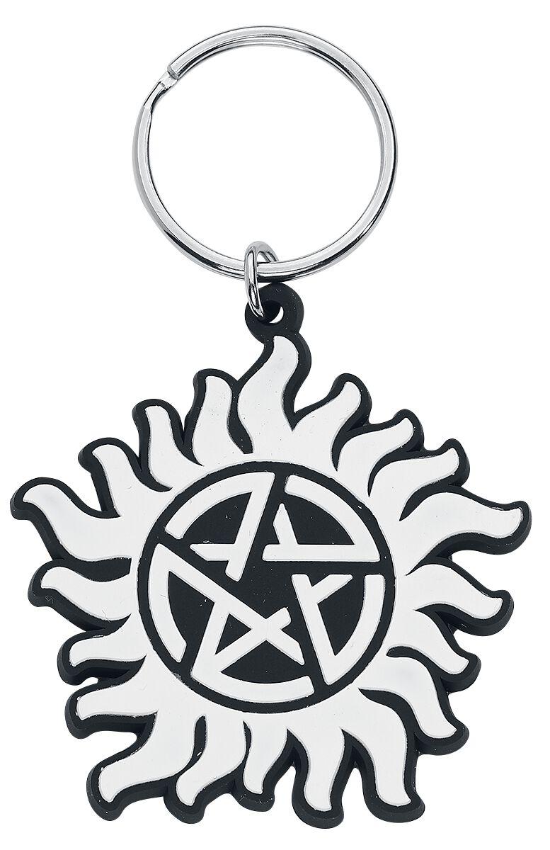 Image of   Supernatural Winchester Bros Nøglering Standard