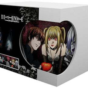 Death Note Personnages Mug blanc