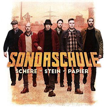 Sondaschule Schere, Stein, Papier CD Standard