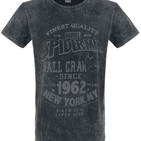 Spider-Man 1962 T-shirt anthracite
