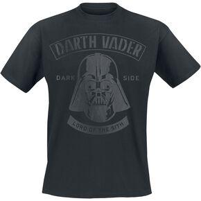 Star Wars Dark Vador T-shirt noir